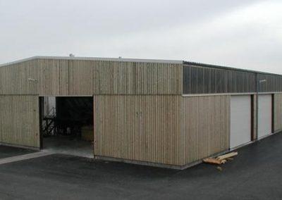 Výrobní hala Hostouň